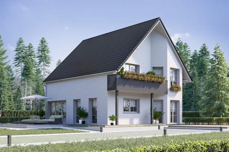 Holzhaus wie aus Östereich, Grundrisse von Schwedenhäusern, Preise von Schwedenhäusern