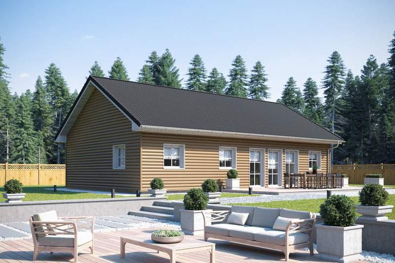 Schwedenhäuser, Holzhäuser als Bungalow, Wie teuer sind Schwedenhäuser?