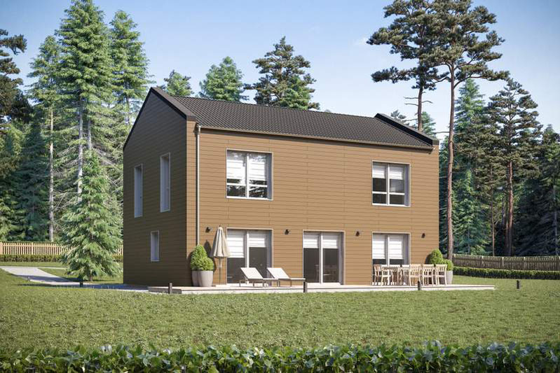 Holzhäuser, Schwedenhäuser wie aus Italien, Schwedenhäuser Hersteller, preisgünstige Schwedenhäuser