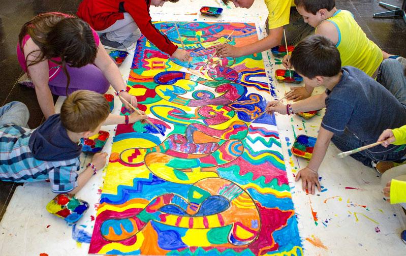 Malerei Events für Feste und Veranstaltungen