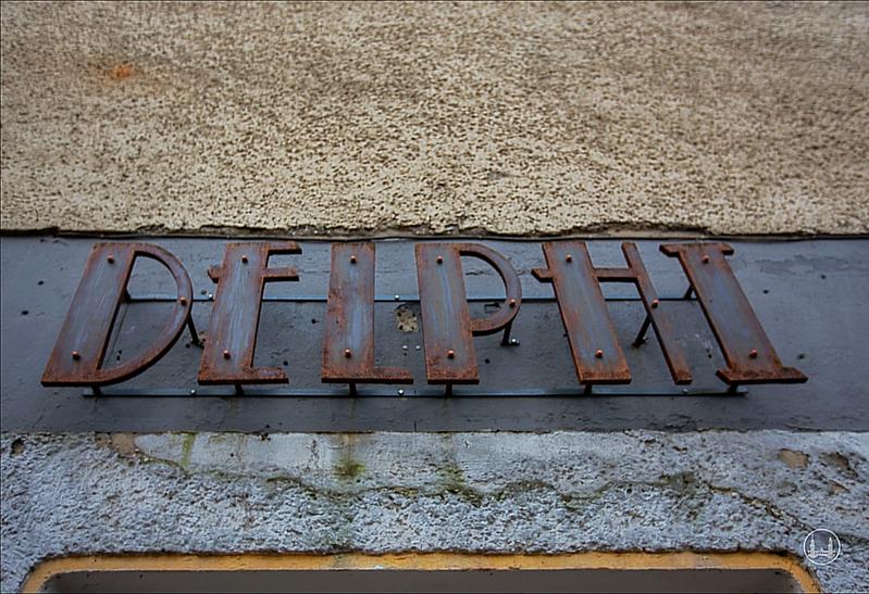 Kino Delphi Berlin Weissensee Fassade Name