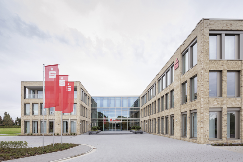 Office furniture Sparkasse Zeven