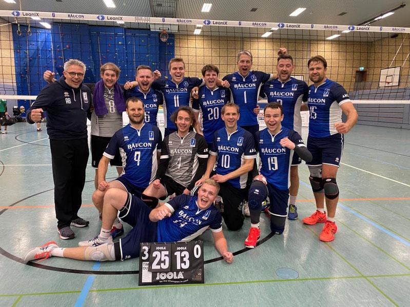 Herren II Verbandsliga 2018/2019
