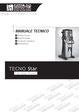 Sistem Air Zentralstaubsauger Bedienungsanleitung Zentralstaubsauger Tecno Star Dual Power