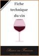 Fiche technique Sweet Bordeaux 2015 - Première côte de Bordeaux