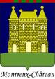 Blason de Montreux-Château