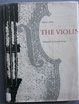 The violin Emile Leipp