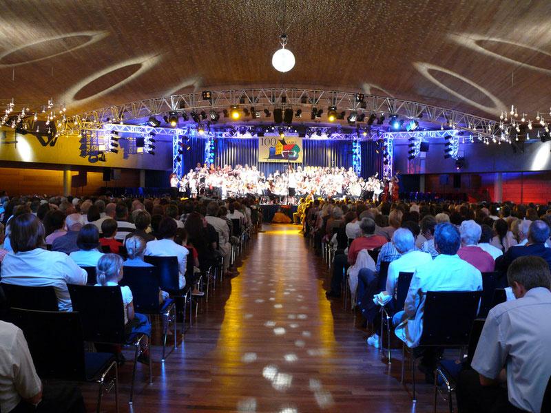 Großes Konzert in der Stadthalle Ratingen