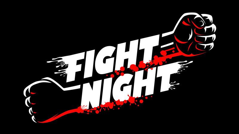 Unser Fight Night Logo