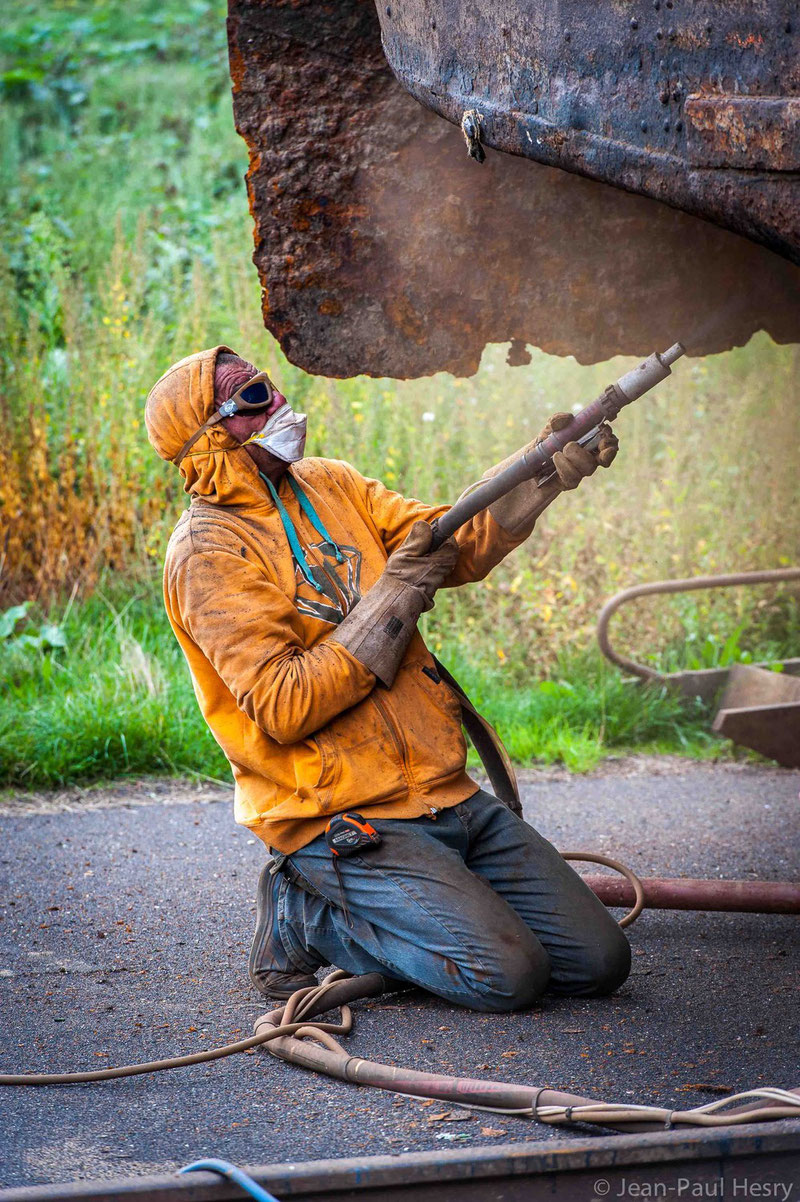 la guerre contre la corrosion est ouverte