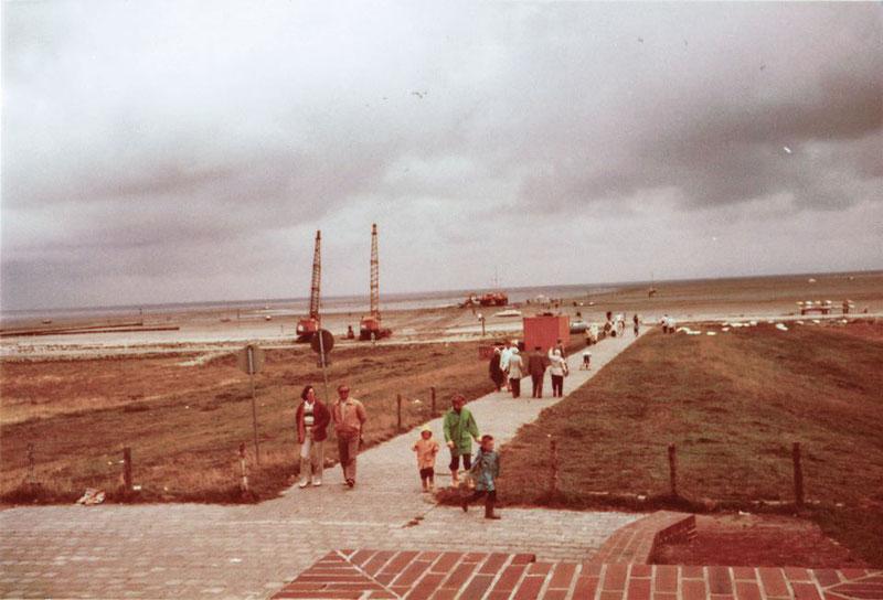 Vorarbeiten ab 1980