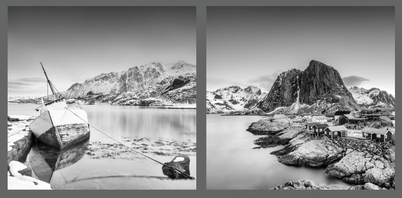 Fotobuch #saaldigital, Lofoten, © Silly Photography