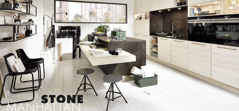 Nolte Keukens Rotterdam - Stone