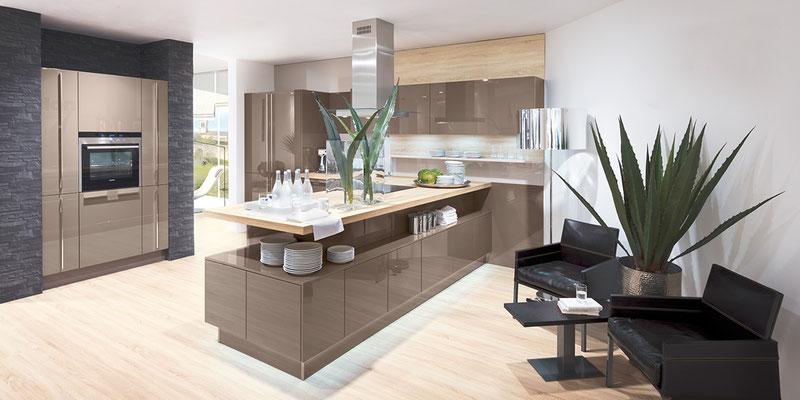 Nolte Keukens Rotterdam - Nova Lack