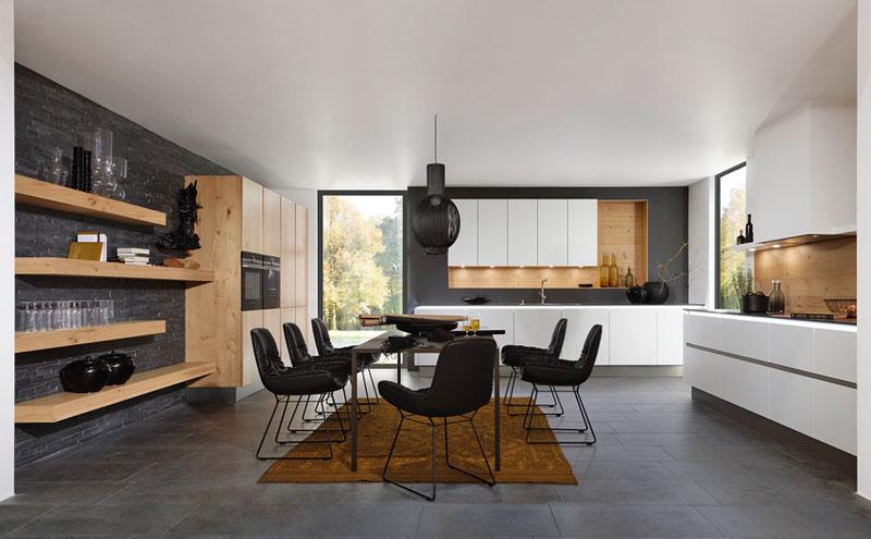 Nolte Keukens Rotterdam - Legno