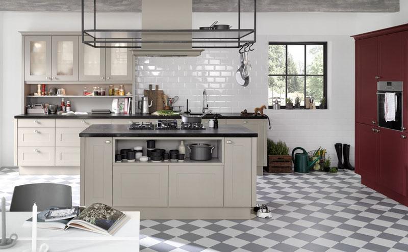 Nolte Keukens Rotterdam - Frame Lack