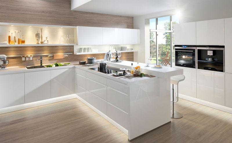 Nolte Keukens Rotterdam - Alpha Lack