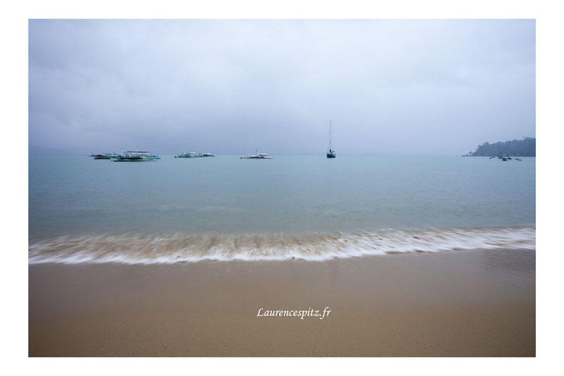 • Port Barton beach • Visayas, Philippines