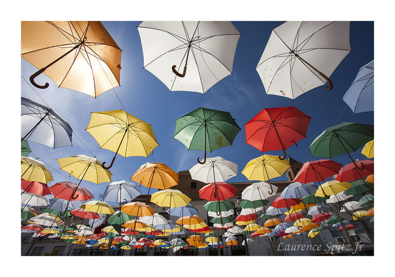 Color place . Torrox (Espagne Andalousie)