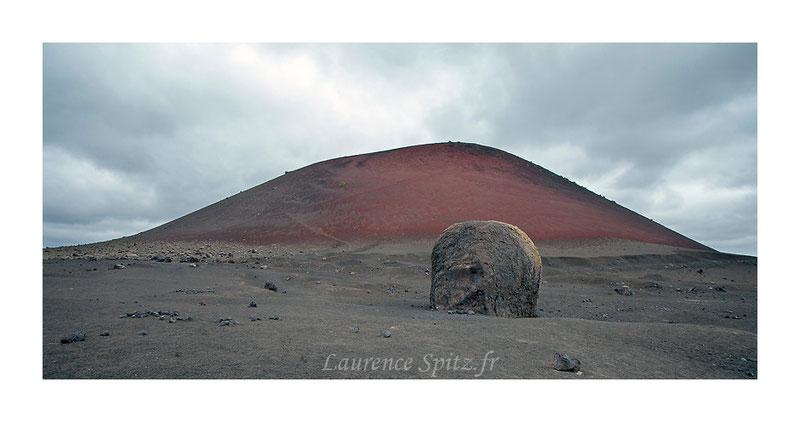 Lanzarote Ile des Canaries . La bombe volcanique. MG7627