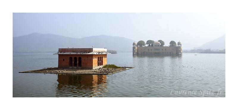 • Jaipur • Palais sur l'eau