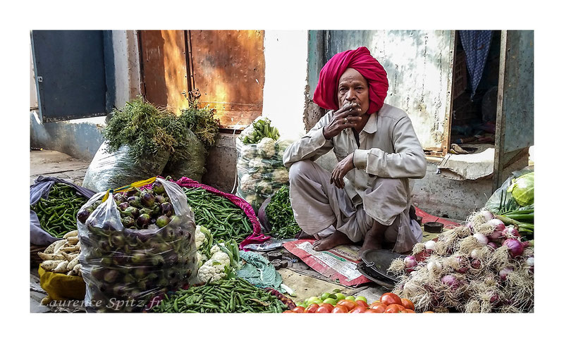 • Market man •