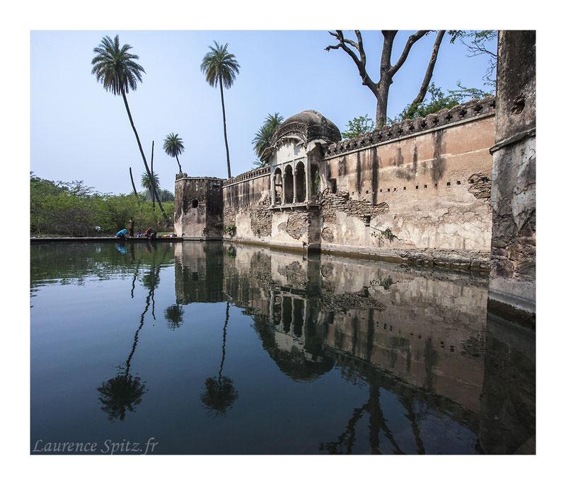 • Reflet de fort • Jaipur Rajasthan
