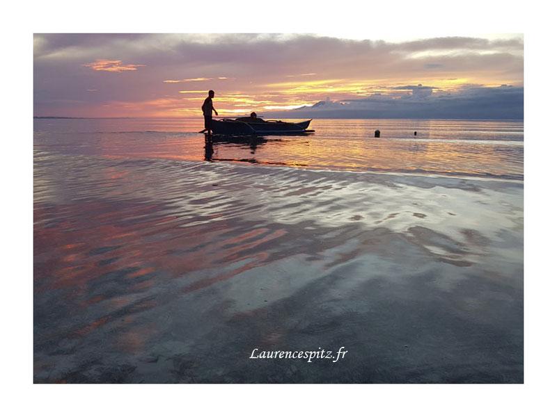 • Sandugan beach • Siquijor, Visayas, Philippines
