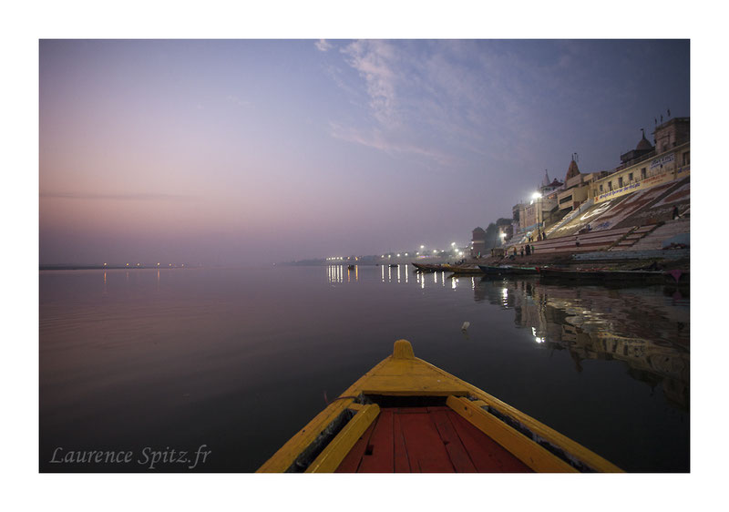 • Sun rise • Benares