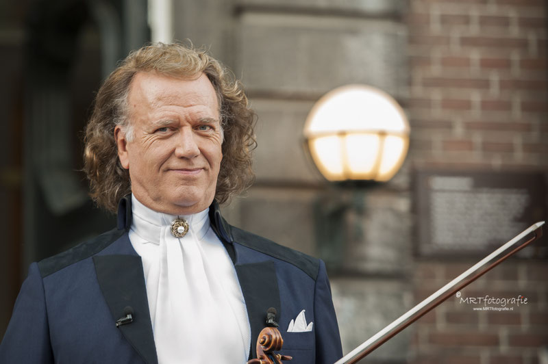 Close up André Rieu