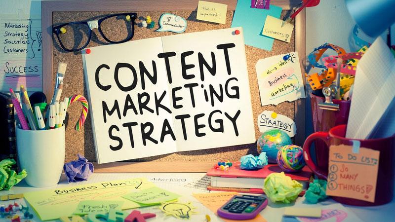 ジンドゥーに於けるコンテンツマーケティングの方法