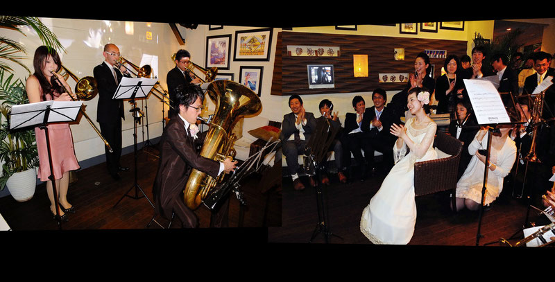 2012.3.24 Yamazaki's Wedding after-party