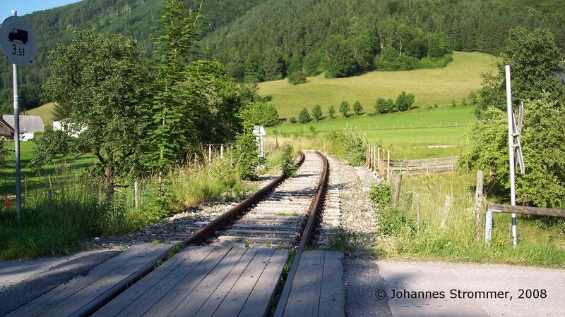 Strecke bei Lehenrotte 2008