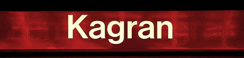 """Der ehemalige Name """"Zentrum Kagran"""" ist noch recht gut zu erkennen!"""