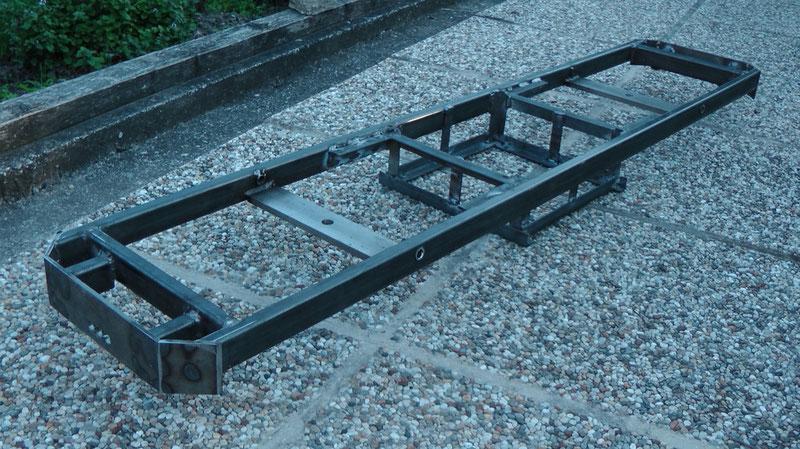 Lokrahmen meiner Lok 1144 (Gartenbahn 5 Zoll)