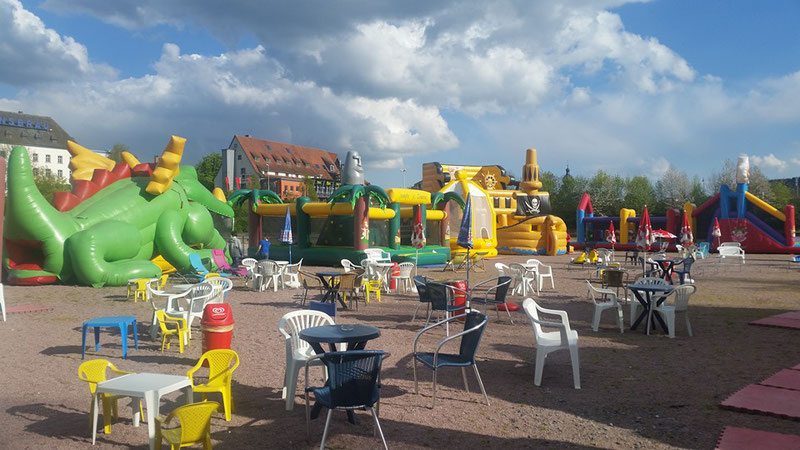 Hüpfburgrnpark Marktheidenfeld