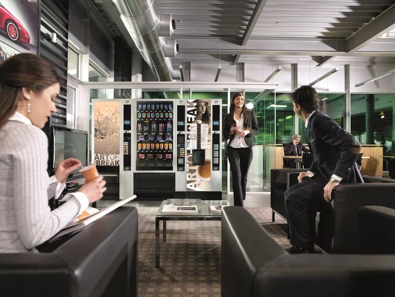 Kaffeevollautomat für Firmen - Betriebe - zuverlässiger Partner - transparent - fair