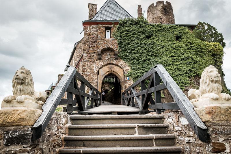 Burg Thurant, Alken, Mosel