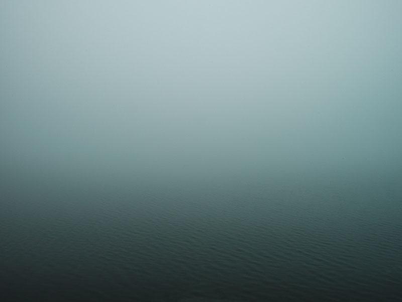 Meer in Nebel -  Marc Junghans Fotografie