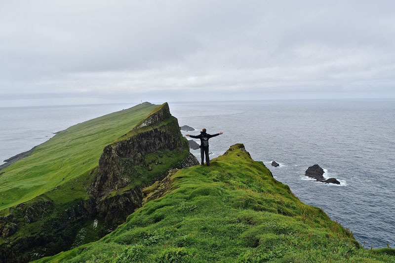 The Most Epic Places in Europe - Mykines, The Faroe Islands