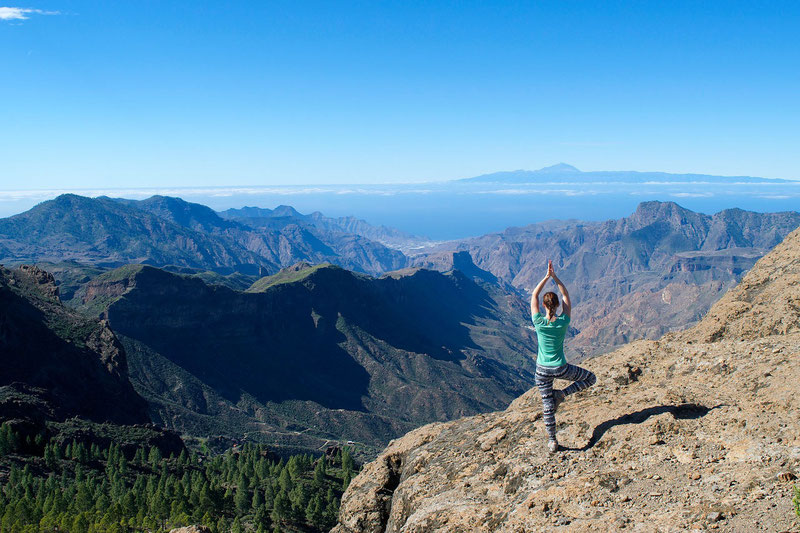 The Most Epic Places in Europe - Roque Nublo, Gran Canaria
