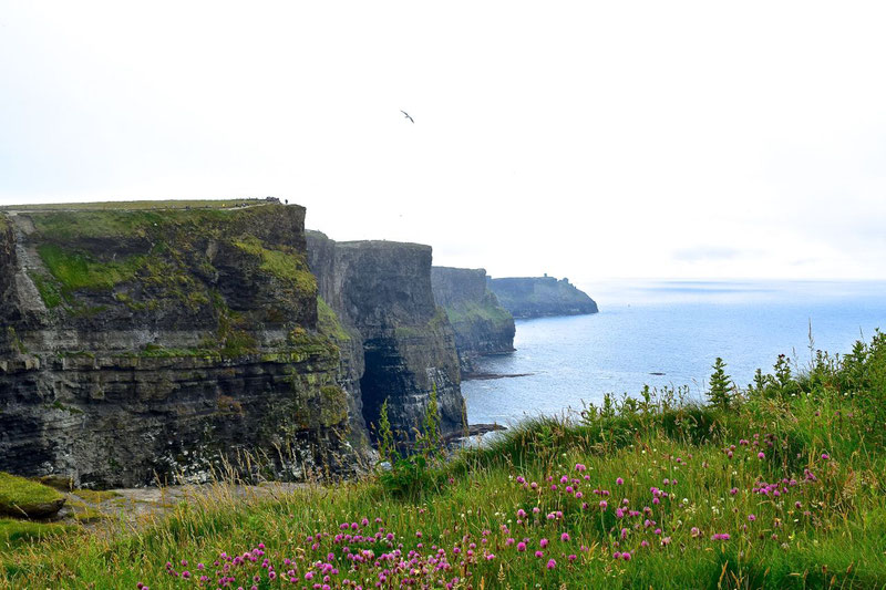 The Most Epic Places in Europe - Cliffs of Moher, Ireland