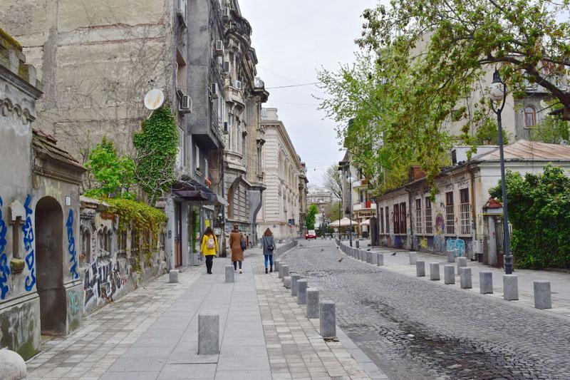 Best Capital Cities in Europe - Bucharest