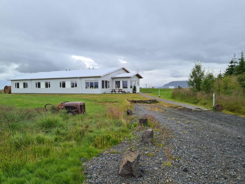 13 Days in Iceland - Lambastadir Guesthouse
