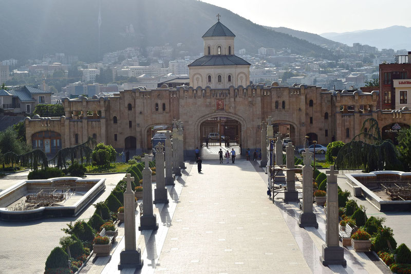 Best Capital Cities in Europe - Tbilisi
