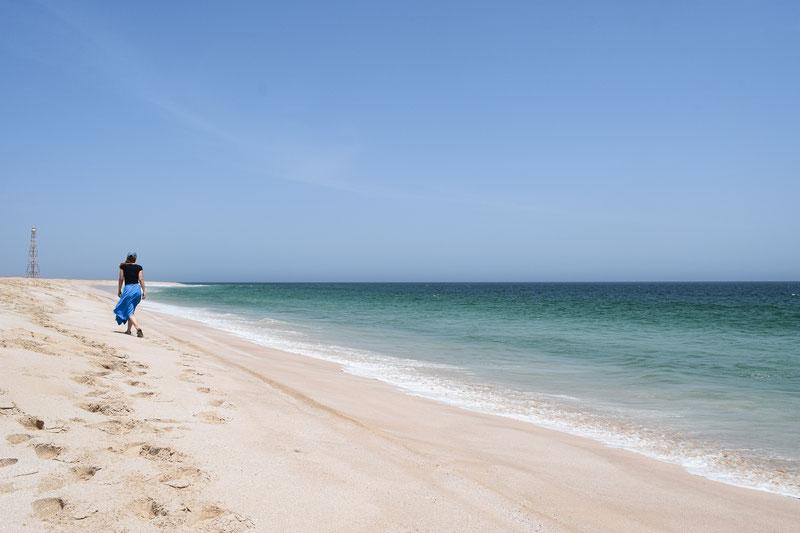 12 Days in Oman - The Beach in Ras al Hadd