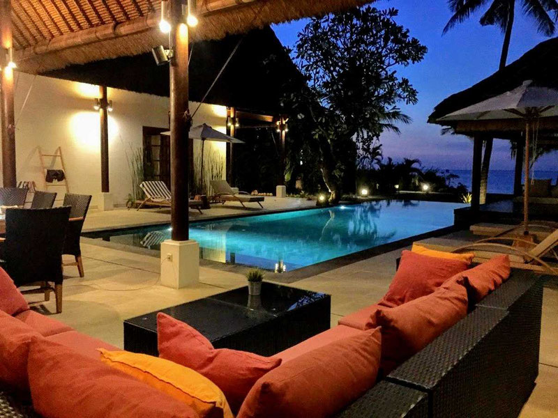 North Bali Beachfront property for sale, For sale by owner.