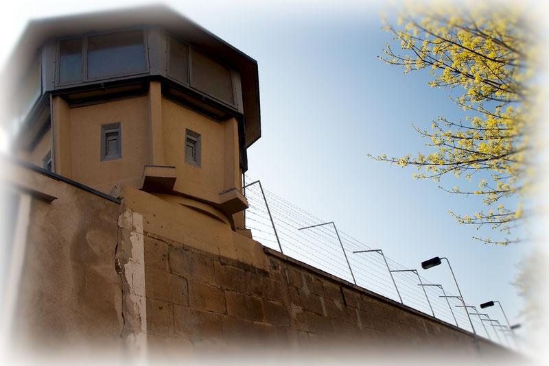 Hohenschönhausen war eins von insgesamt 17 Stasi-Untersuchungsgefängnissen.