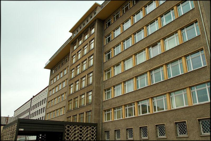 Zentrale der Macht: Erich Mielkes Amtssitz in Haus 1