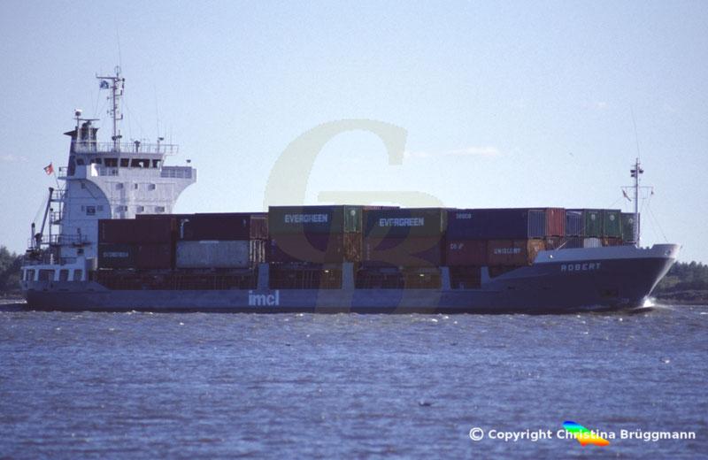 Containerschiff ROBERT